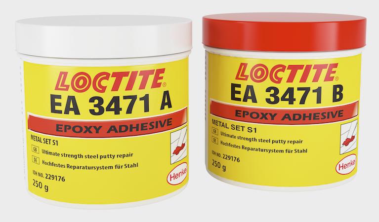Loctite EA 3471 A and B Henkel - ECS