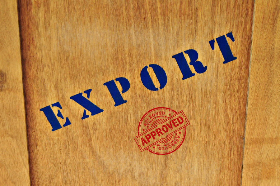 ECS is Approved Exporter
